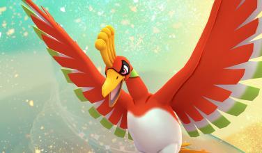 Ho-Oh está de regreso en <em>Pokémon GO</em>