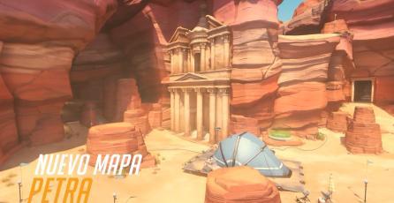 Finalmente podemos conocer a Petra en Overwatch
