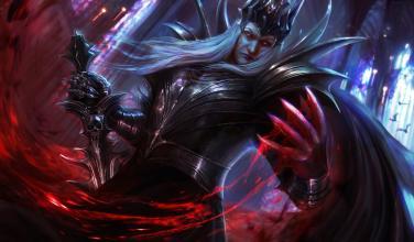 Conoce la espectacular ilustración hecha por una artista inspirada en League of Legends