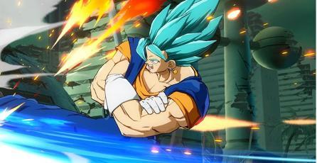 Así de poderoso será Vegetto Blue en <em>Dragon Ball FighterZ</em>