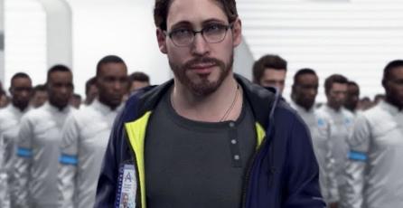 Conoce a Elijah Kamski, el creador de los androides en <em>Detroit: Become Human</em>