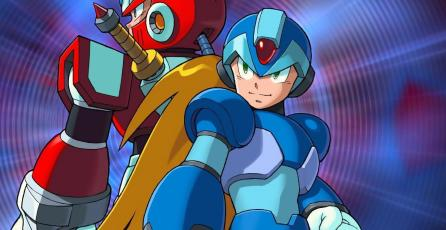 X tendrá una nueva armadura en <em>Mega Man X Legacy Collection</em>