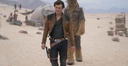 Han Solo: Fue una buena oportunidad para expandir el universo de Star Wars