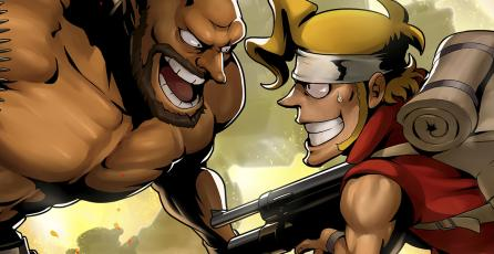 Hoy debutará <em>Metal Slug XX</em> para PlayStation 4