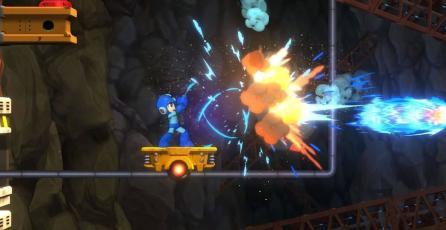 La acción de <em>Mega Man 11</em> podría debutar en octubre