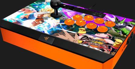 Razer lanza sticks arcade de <em>Dragon Ball FighterZ</em>