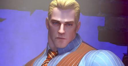 Cody está listo para pelear en <em>Street Fighter V: Arcade Edition</em>