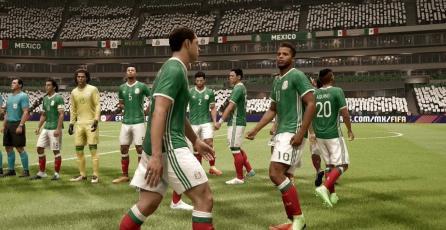 <em>FIFA 18</em> predice que México no llegará a octavos del Mundial