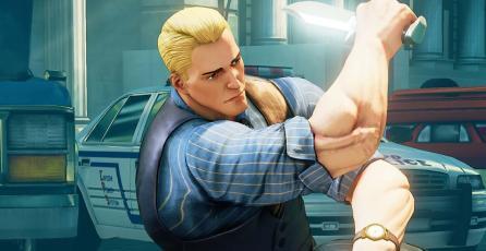 Así de destructivo será Cody en <em>Street Fighter V: Arcade Edition</em>