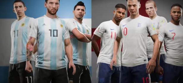 """Chile es incluido en el DLC gratuito de """"FIFA World Cup"""" para FIFA 18"""