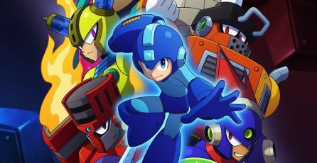 <em>Mega Man 11</em> se estrenará en Switch con un nuevo amiibo