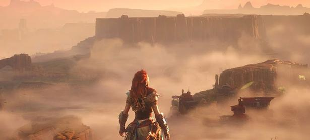 Mapa de <em>Horizon: Zero Dawn</em> era más grande que el de 4 títulos importantes juntos