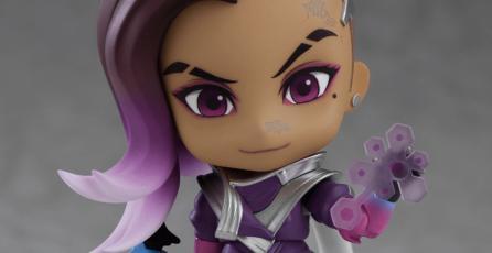 Checa el adorable Nendoroid de Sombra de <em>Overwatch</em>
