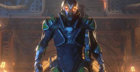 EA y BioWare liberan teaser de <em>Anthem</em> previo a E3 2018