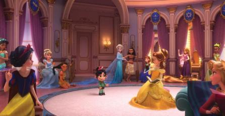 Las princesas de Disney harán presencia en Ralph El Demoledor 2