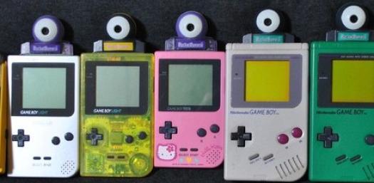Recordando al <em>Game Boy Camera</em> en sus 20 años