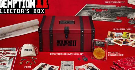 Habrá una épica edición de colección de <em>Red Dead Redemption 2</em>