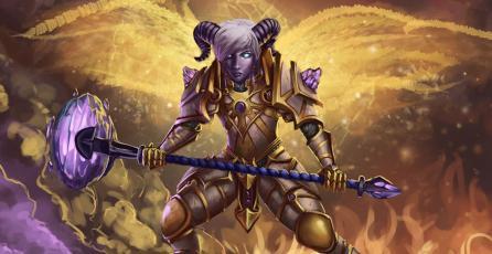 Yrel se unirá a los combates de <em>Heroes of the Storm</em>