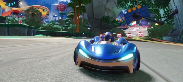 Aparece video y nuevas imágenes de <em>Team Sonic Racing</em>