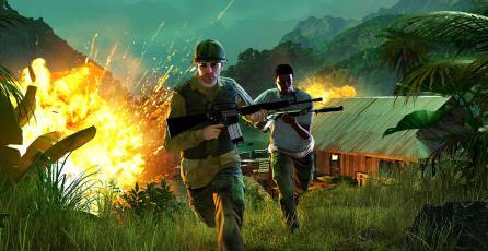 Sé un veterano de guerra en Hours of Darkness para <em>Far Cry 5</em>