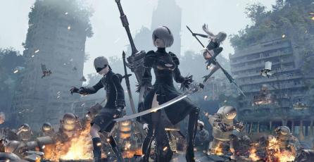 Productor quiere ver personajes de <em>NieR: Automata</em> en <em>BlazBlue Cross Tag Battle</em>