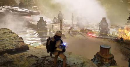 Más DLC de Han Solo está en camino a <em>Star Wars: Battlefront II</em>