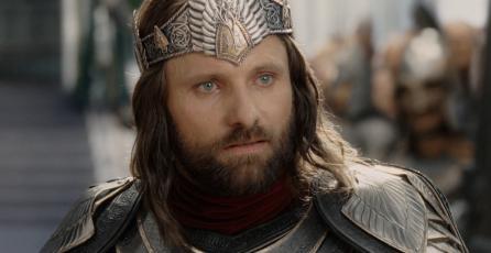 La juventud de Aragorn será el centro de las 5 temporadas de la serie basada en El señor de los anillos