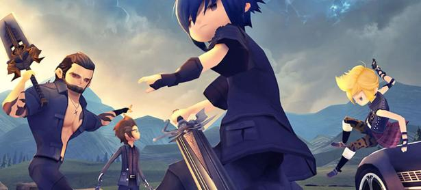 <em>Final Fantasy XV: Pocket Edition</em> ya está disponible en PC