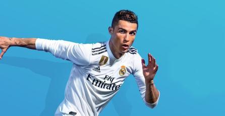 Parece que Cristiano Ronaldo será el atleta portada de <em>FIFA 19</em>