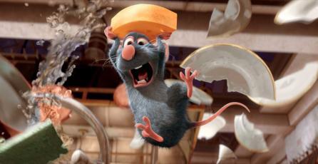 """Director de Disney:  """"No habrá secuelas de Ratatouille o El Gigante de Hierro"""""""