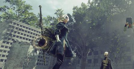 Es oficial: <em>NieR Automata</em> llegará este mes a Xbox One