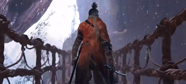 Revelan <em>Sekiro: Shadows Die Twice</em> en E3 2018