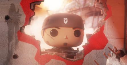 Figuras Funko Pop! de <em>Gears of War </em>protagonizarán un spin-off para móviles