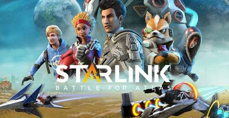 ¡Fox McCloud de <em>Star Fox </em>estará en <em>Starlink: Battle for Atlas</em>!