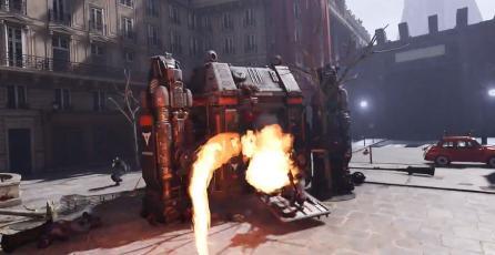 Aquí está el primer trailer de <em>Wolfenstein: Cyberpilot</em>