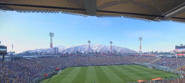 El Monumental de Colo-Colo estará presente en PES 1019