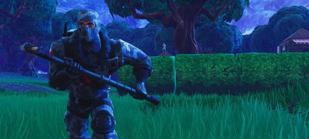 Fortnite trae gratis la fiebre del Battle Royale a Switch