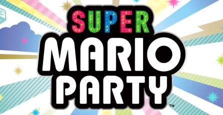 La diversión de <em>Super Mario Party</em> llegará este año a Switch