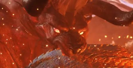 Pronto podrás cazar al Behemoth de <em>Final Fantasy</em> en <em>Monster Hunter World</em>