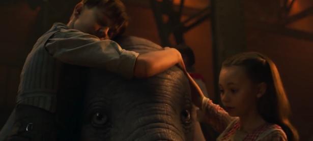 Conoce el primer trailer de Dumbo, la próxima película de Tim Burton