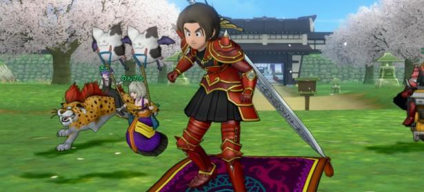 Square Enix no descarta la llegada de <em>Dragon Quest X</em> a Occidente