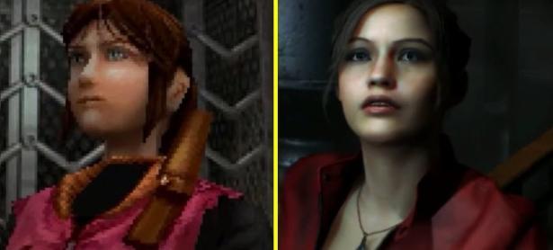 Así luce Resident Evil 2 Remake en comparación a su versión original