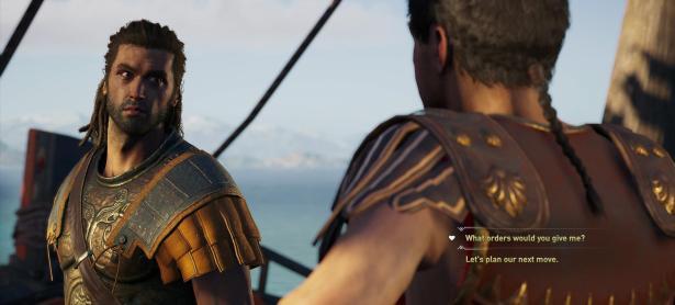 Assasin's Creed Odyssey permitirá relaciones homosexuales entre sus personajes