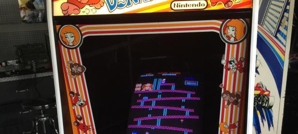 Nintendo estrena versión original del arcade de Donkey Kong para Switch