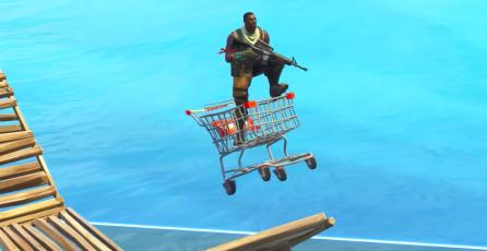 ¡Los carritos de compras regresan a <em>Fortnite</em>!