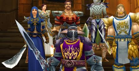Blizzard revela detalles de <em>World of Warcraft Classic</em>