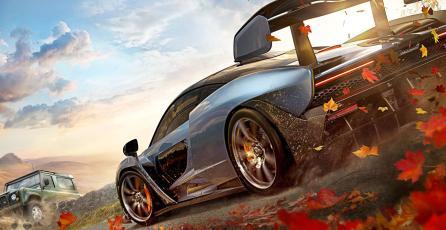 Así es como se presentarán las estaciones dinámicas en <em>Forza Horizon 4</em>