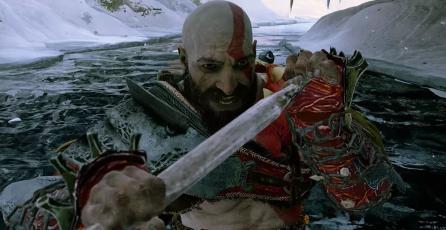 <em>God of War</em> vuelve a la cima en las ventas de Reino Unido