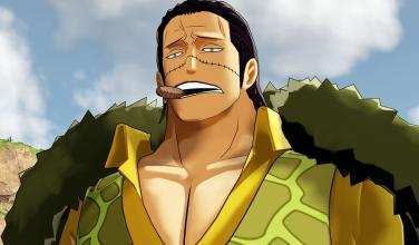 Ve a Crocodile en las nuevas capturas de <em>One Piece: World Seeker</em>