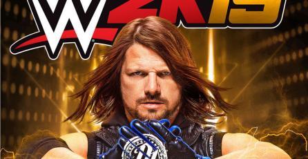 Las luchas de <em>WWE 2K19</em> debutarán en octubre